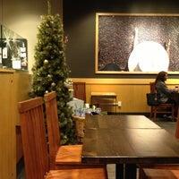 Photo taken at Starbucks by Kristin P. on 11/23/2012
