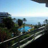 Photo taken at Hotel Iberostar Coral Beach by VADIM P. on 11/19/2012