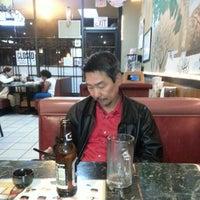 Photo taken at Ami Sushi by Marsa I. on 1/17/2013
