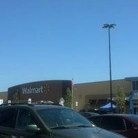 Photo taken at Walmart Supercenter by Jesse F. on 7/19/2013