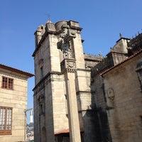 Photo taken at Real Basílica Santa María La Mayor by José Miguel G. on 7/23/2014