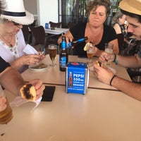 Photo taken at Bar-pizzeria acapulco by José Miguel G. on 8/11/2016