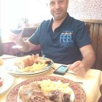 Photo taken at Restaurante Valderrey by Estrella B. on 8/5/2014