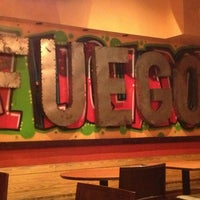 Photo taken at Fuego Cantina by Tara S. on 9/3/2013