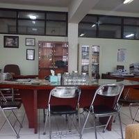 Photo taken at Kantor Jurusan Kurtekpend by Atep I. on 11/12/2012