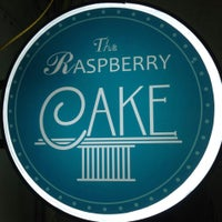 Photo taken at The Raspberry Cake by Thu T. on 9/21/2013