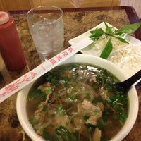 Photo taken at Pho Mignon by No on 11/13/2012