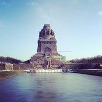 Das Foto wurde bei Völkerschlachtdenkmal von Floh M. am 3/2/2013 aufgenommen