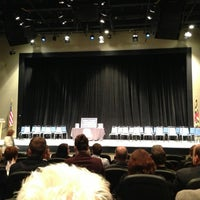 Photo taken at Bridgeway Community Church by Stephen M. on 1/16/2013