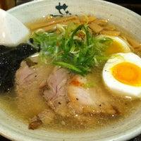 Photo taken at Ramen Setagaya by Gally on 10/3/2012