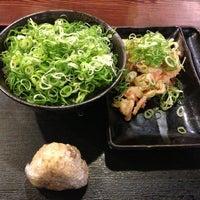 Foto tomada en Tokyo Mentsudan por Mr.Tarr el 3/7/2013