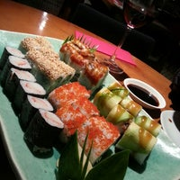 Photo taken at Sushico by E. T. on 2/18/2013
