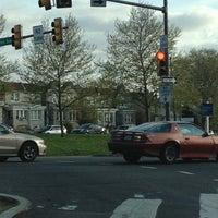 Photo taken at Roosevelt Boulevard & Adams Avenue by Vermyra S. on 4/22/2013