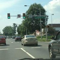Photo taken at Roosevelt Boulevard & Adams Avenue by Vermyra S. on 6/17/2013