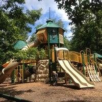 Photo taken at Sherando Park Playground by Diane W. on 8/4/2013