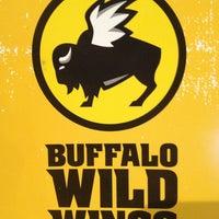 Photo taken at Buffalo Wild Wings by Diane W. on 1/7/2013