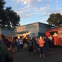 Photo taken at Off the Grid: Pleasant Hill by Kathryn C. on 7/17/2014