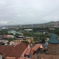 Photo taken at Tbilisi by Mikachifuka on 5/10/2015