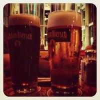 Photo taken at Gordon Biersch Brewery by Cheko V. on 2/14/2013
