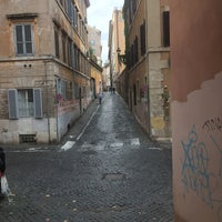 Photo taken at Via Giulia by Marialù C. on 11/5/2016