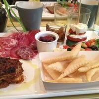 Photo taken at Zerodue Restaurant by Valeria C. on 2/19/2013