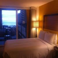 Photo taken at Hilton Waikiki Beach by Nicky B. on 5/10/2013