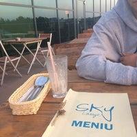 Photo taken at Sky Lounge by Alejandra M. on 7/29/2014