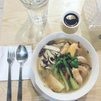 Photo taken at The Raintree Café by muaz_mo®ni on 1/2/2017