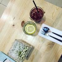 Photo taken at The Raintree Café by muaz_mo®ni on 8/27/2016