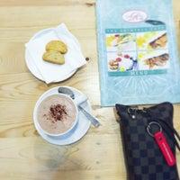 Photo taken at The Raintree Café by muaz_mo®ni on 8/30/2016