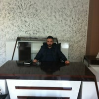 Photo taken at Semt Hali Ofis by Özer B. on 1/31/2013