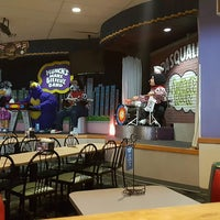 Photo taken at Chuck E. Cheese's by Bryan W. on 8/10/2016