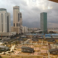 Photo taken at That El Imad Tower 2 by Husam E. on 1/4/2013