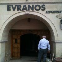 Photo taken at Evranos Restaurant by Ahmet Ö. on 11/8/2012