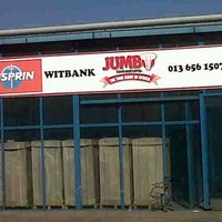 Photo taken at Witbank Cash & Carry by Simon M. on 11/6/2012