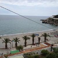 Photo taken at El Salón Beach by Bestia P. on 5/3/2013