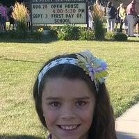 Photo taken at Huntley Elementary School by Dawn R. on 9/3/2013