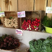 Photo taken at Potomac Vegetable Farms by Kate A. on 6/2/2013