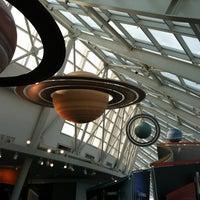 Photo taken at Adler Planetarium by Sinem E. on 10/4/2012