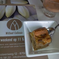 Photo taken at Witloof Culinair by Koen V. on 10/12/2014