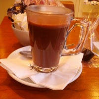 Photo taken at Butlers Chocolate Café by Valentina D. on 2/8/2014