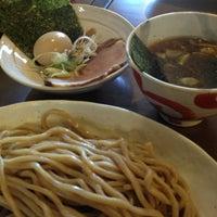Photo taken at らーめんマル汁屋 by kentaro n. on 3/9/2013