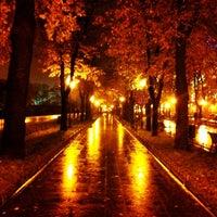 Снимок сделан в Приморский бульвар пользователем Sergina T. 11/2/2012