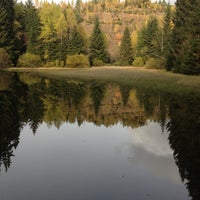 Photo taken at Horký rybník by Artem B. on 10/13/2012