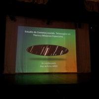 Photo taken at Teatro pedro de la barra by Gonzalo A. on 10/25/2012