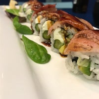 Photo taken at Omi Sushi by Irisi T. on 3/9/2017