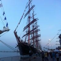 Photo taken at Black Sea Tall Ships 2014 by Simona R. on 5/26/2014