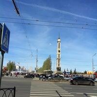 Снимок сделан в Парк Победы пользователем Анастасия 5/9/2013
