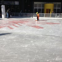 Photo taken at The Standard Ice Rink by Mark G. on 2/2/2013