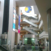 Photo taken at GVK One by Aaliyah K. on 3/28/2013